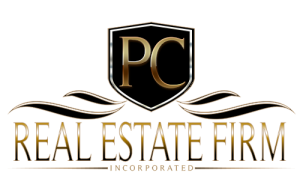 PC REAL ESTATE FIRM LOGO